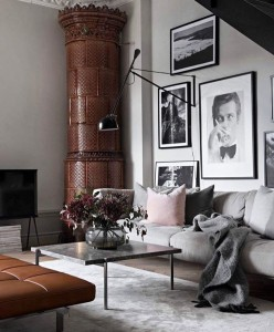 Such a great styling by scandinavianhomes interiorstories