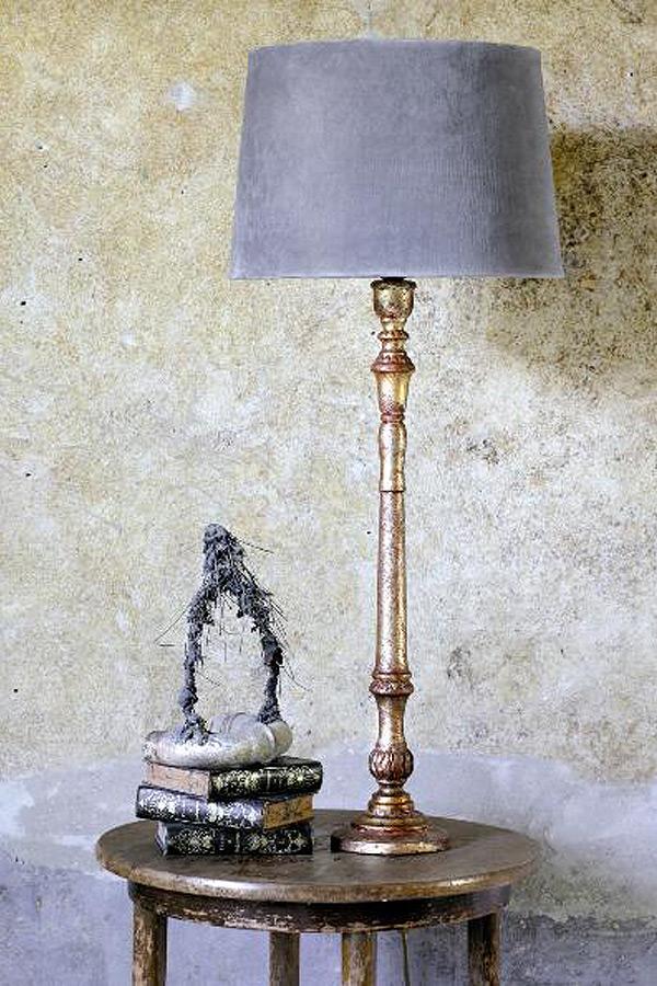 lampskarm-gra