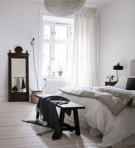 Love that mirror interiorstories Photo via bjurforsgoteborg