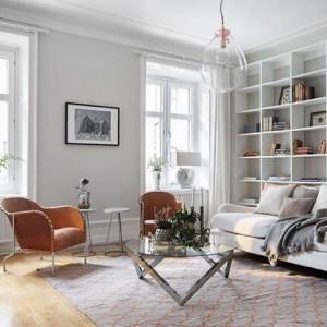 Great living room space interiorstories Source eklundstockholmnewyork